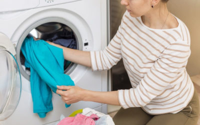 The cleanest washing machine equals the cleanest washing on the block