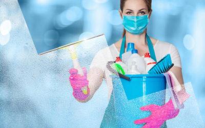 Coronavirus Cleaning Advice